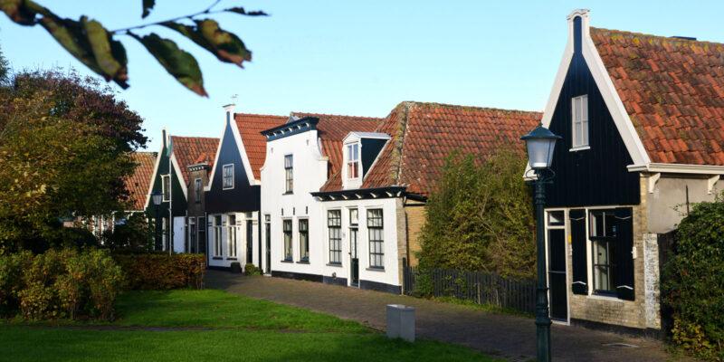 De Ruyterstraat Oudeschild