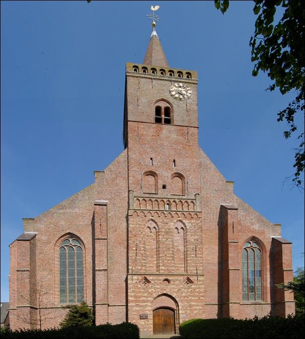 Binnenburg 2 Den Burg Kerk