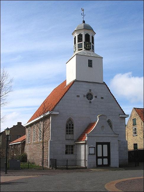 Dorpstraat 168 De Koog Kerk