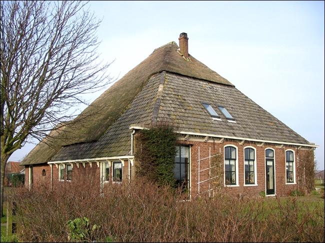 Driehuizen 6 Den Burg Stolp