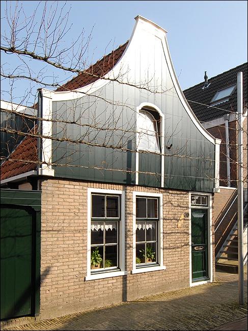 Gasthuisstraat 30 Den Burg Woonhuis