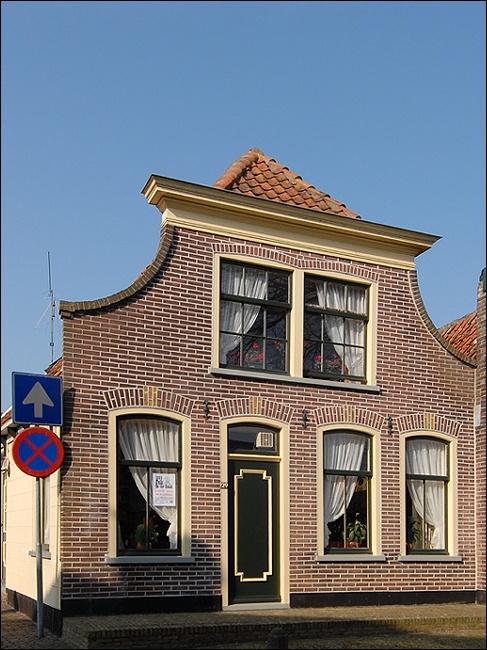 Gravenstraat 29 Den Burg Woonhuis