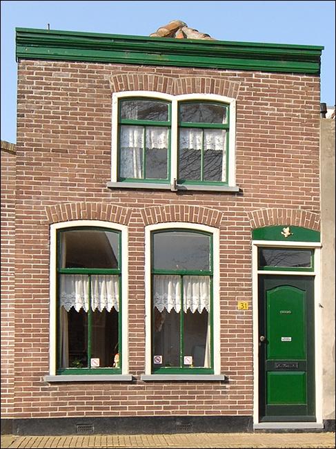 Gravenstraat 31 Den Burg Woonhuis