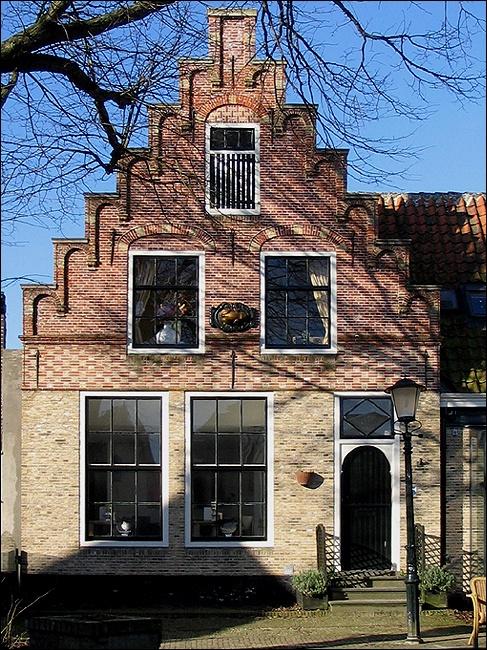 Gravenstraat 33 Den Burg Woonhuis