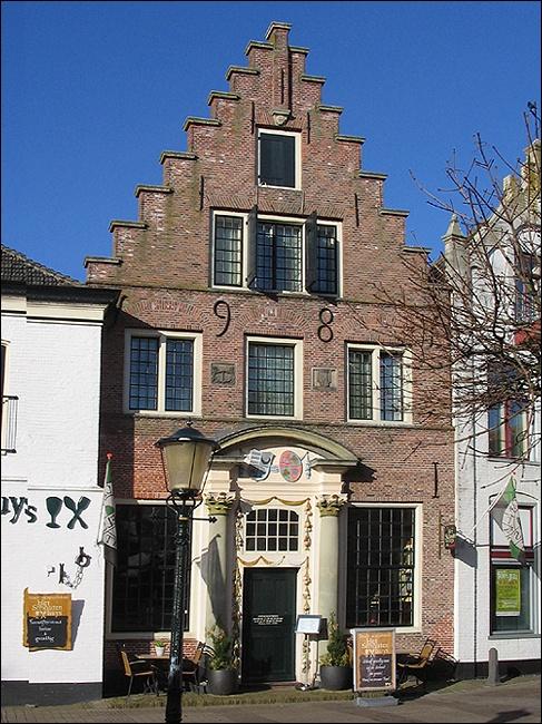 Groeneplaats 14 Den Burg Restaurant