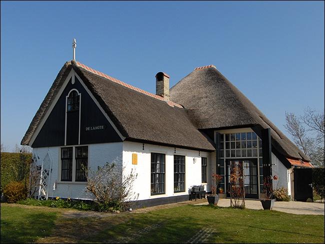 Hallerweg 55 Den Burg Boerderij