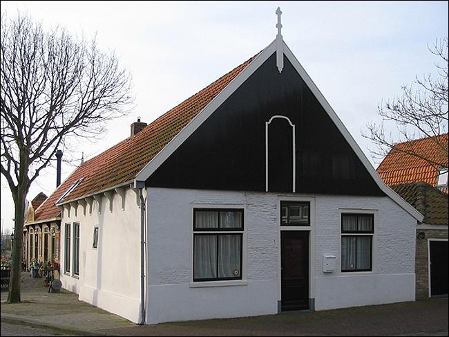 Herenstraat 1 Den Hoorn Woonhuis