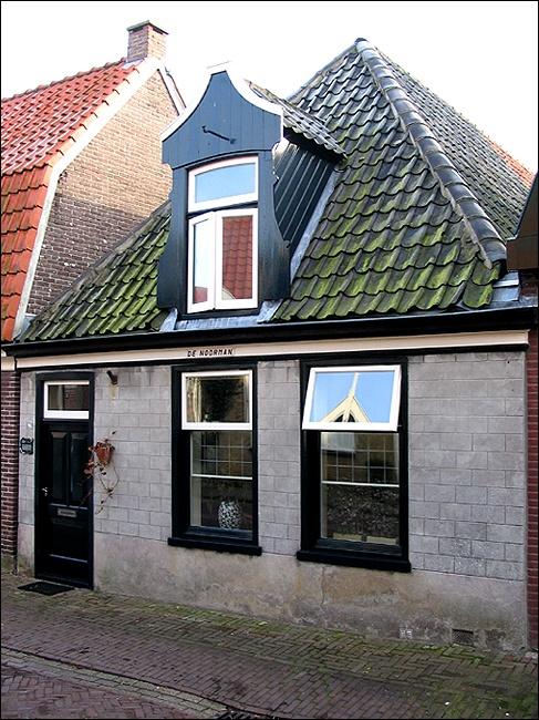 Herenstraat 29 Den Hoorn Woonhuis