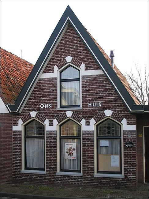 Herenstraat 35 Den Hoorn Woonhuis