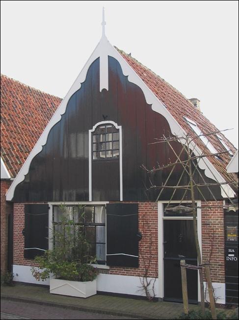 Herenstraat 51 Den Hoorn Woonhuis