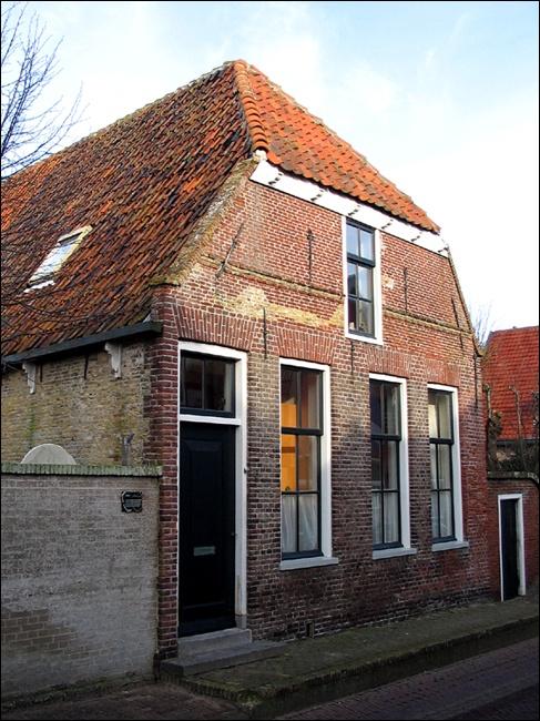 Herenstraat 6 Den Hoorn Woonhuis