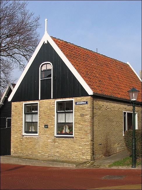 Herenstraat 60 Den Hoorn Woonhuis