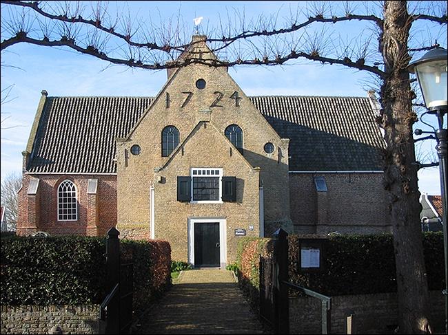 Kerkstraat 2 Oosterend Kerk