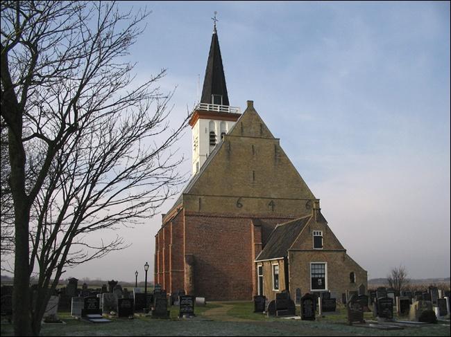 Kerkstraat 5 Den Hoorn Kerk