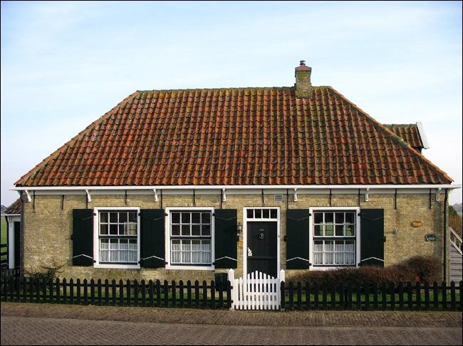 Kerkstraat 6 Den Hoorn Woonhuis