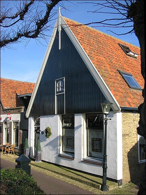 Kerkstraat 9 Oosterend Woonhuis