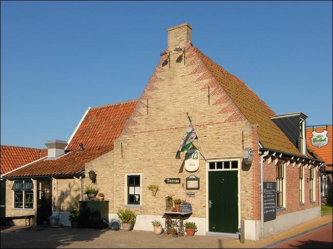 Klif 23 Den Hoorn Restaurant