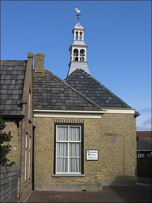 Kogerstraat 18 Den Burg Kerk