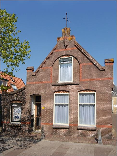 Kogerstraat 20 Den Burg Woonhuis