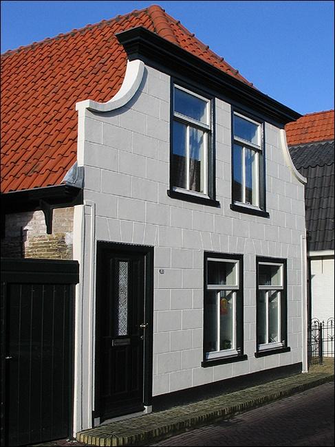 Molenstraat 58 Den Burg Woonhuis