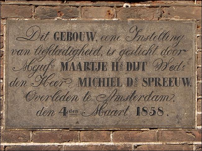 Molenstraat 60 en 62 Den Burg Woonhuis