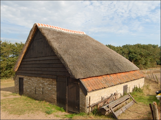 Skillepaadje 10 Den Burg Schapenboet