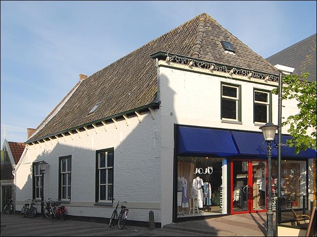 Stenenplaats 5 Den Burg Winkel