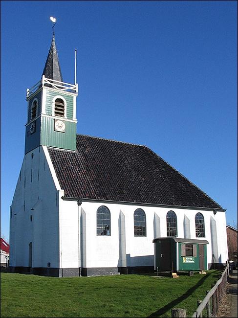 Trompstraat 60 Oudeschild Kerk