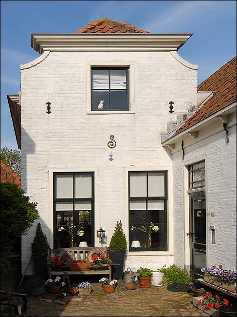 Weverstraat 63 Den Burg Woonhuis