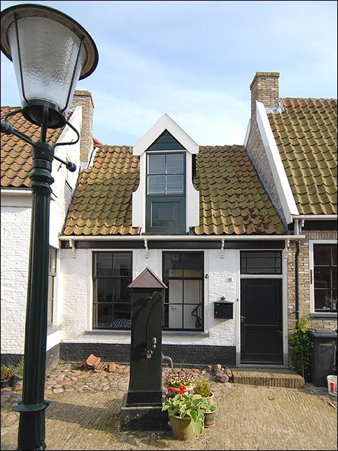 Weverstraat 67 Den Burg Woonhuis