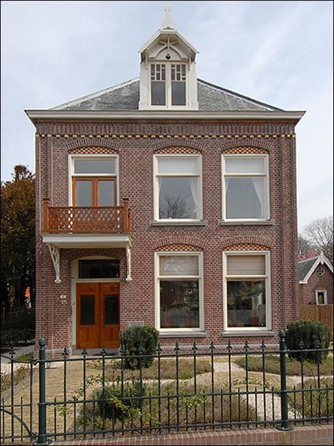 Weverstraat 85 Den Burg Woonhuis
