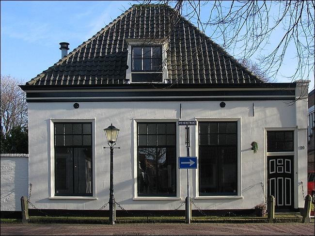 Weverstraat 99 Den Burg Woonhuis