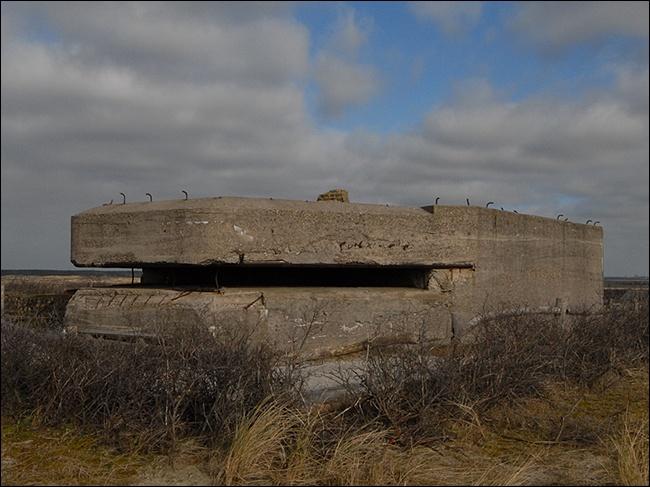 Witteweg 0 Den Hoorn Bunker